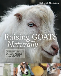 Hot off the press: Raising Goats Naturally