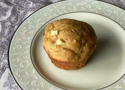 Recipe: Apple Cinnamon Muffins