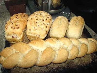 Fun with bread!