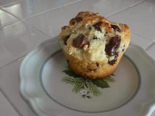 Recipe: Best Chocolate Chip Muffins Ever!