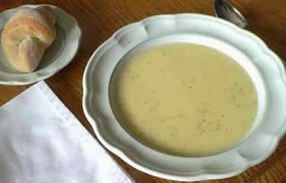Recipe: Creamy Heirloom Tomato Soup