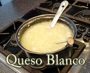 queso blanco cheese