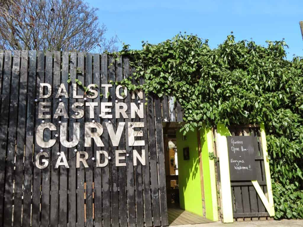 The London Dispatches: A Community Garden in Dalston
