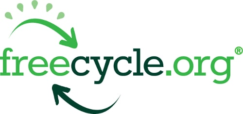 Reuse, repurpose, recycle … Freecycle!
