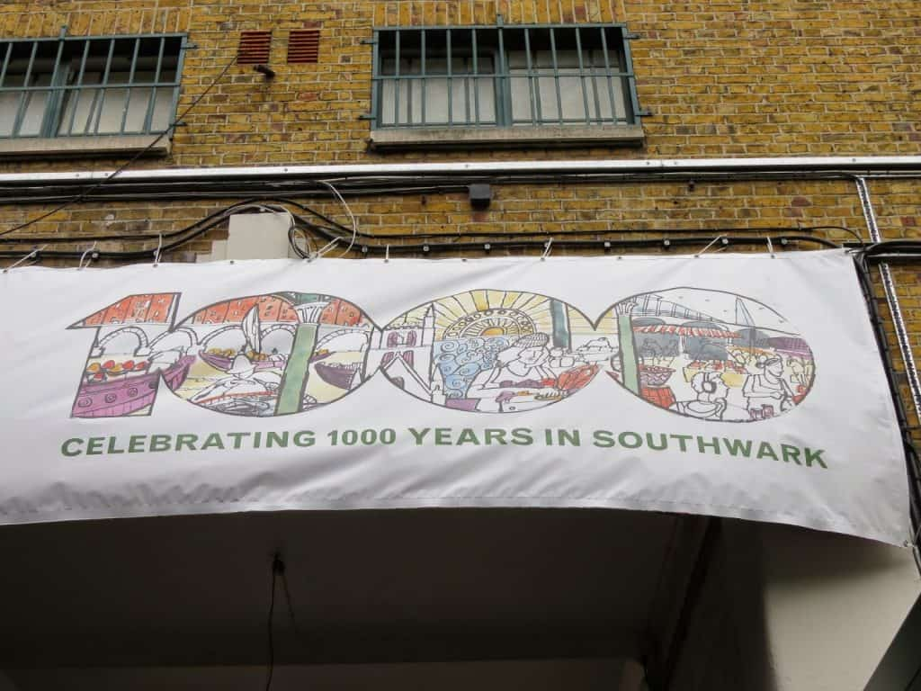 The London Dispatches: Apple Day at Borough Market