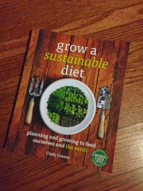 Review and give-away: Grow a Sustainable Diet