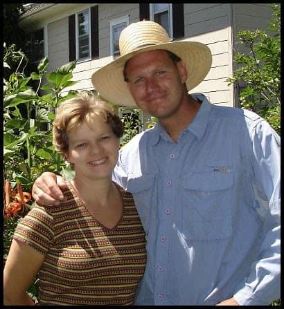 Authors Lisa Kivirist and John Ivanko