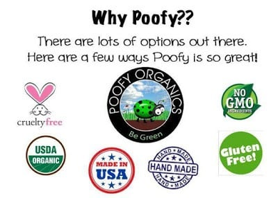 Why Poofy is great!