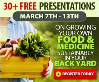 30+ free presentations at Home Grown Food Summit