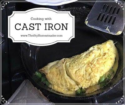 Secrets to cooking with cast iron
