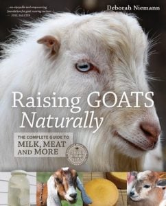 Raising Goats cover