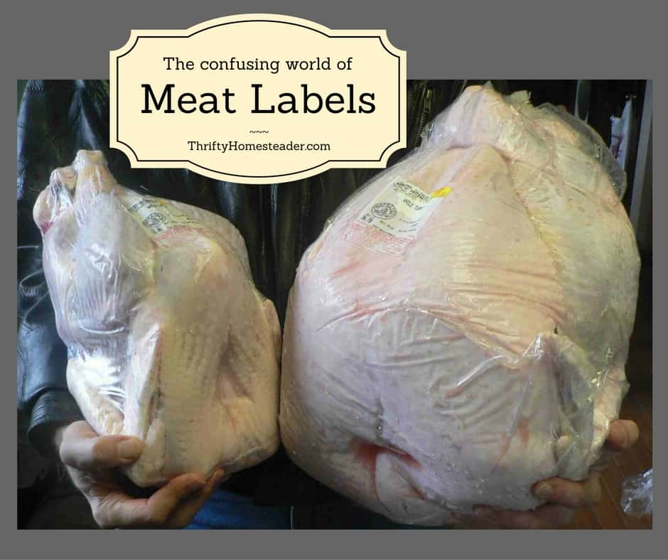The confusing world of meat labels