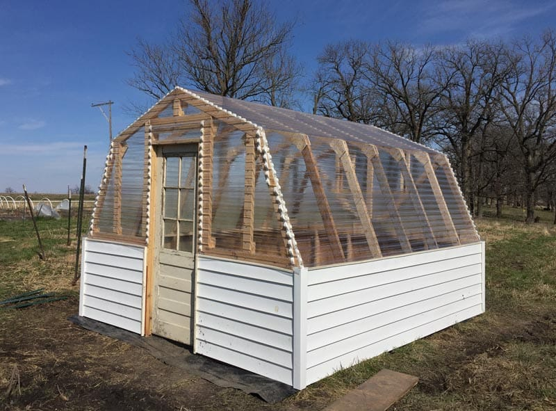 Book review: The Year-Round Solar Greenhouse