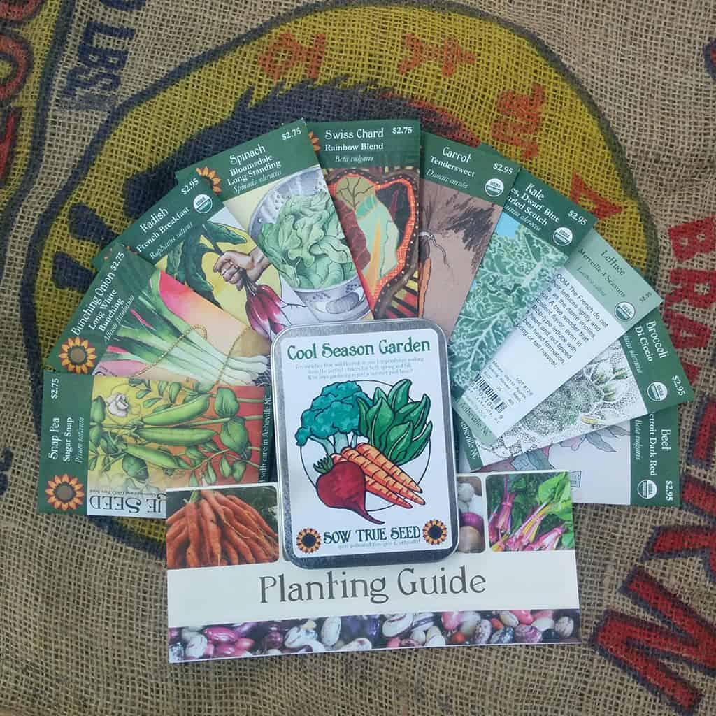 Sow True Seed Giveaway