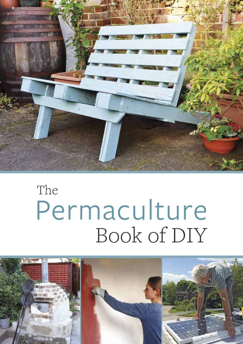 Book review the permaculture book of diy the thrifty homesteader solutioingenieria Image collections