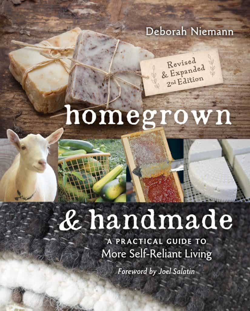 Foreword by Joel Salatin:<br>Homegrown and Handmade