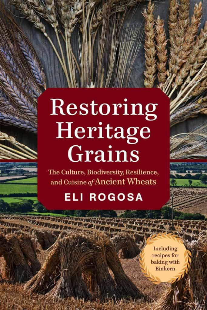 Book review: Restoring Heritage Grains