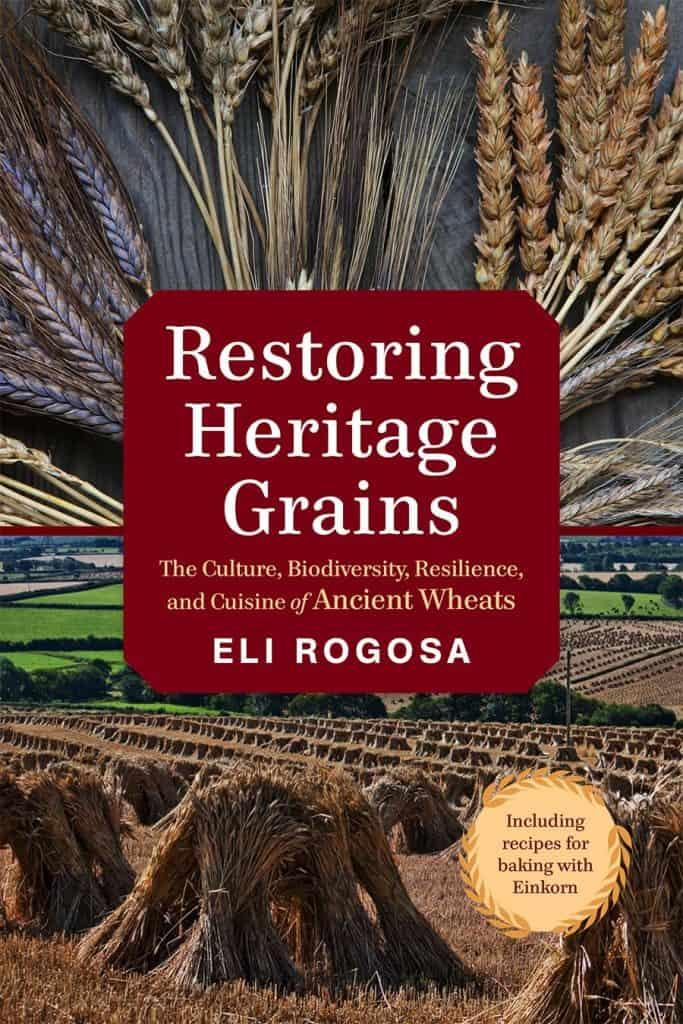 Book review: Restoring Heritage Grains