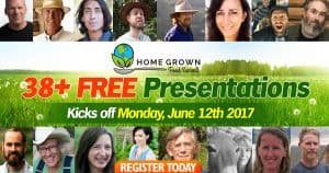 Attend a homesteading conference without leaving home