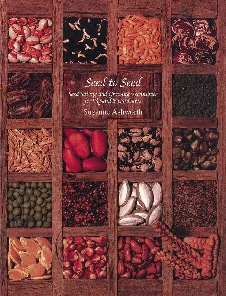 Getting started with saving your own seeds