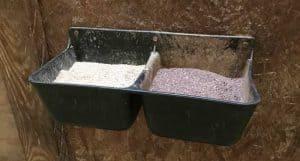 mineral feeder
