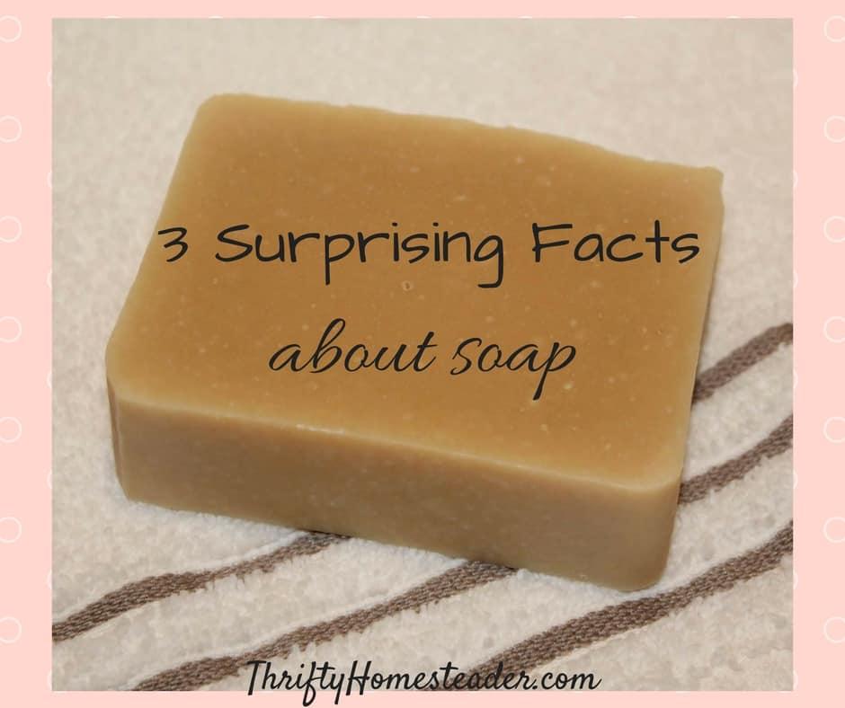 about soap
