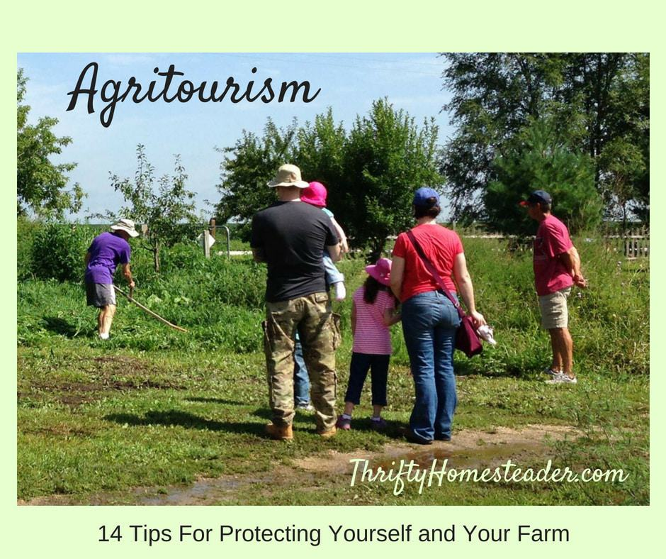Agritourism: 14 Tips to Protect Yourself and Your Farm