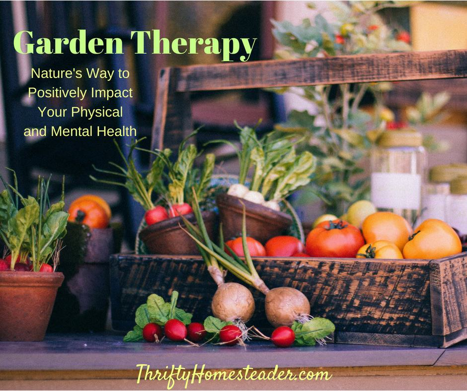 Garden Therapy