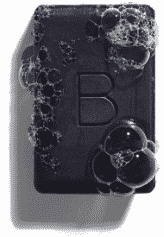 charcoal cleansing bar