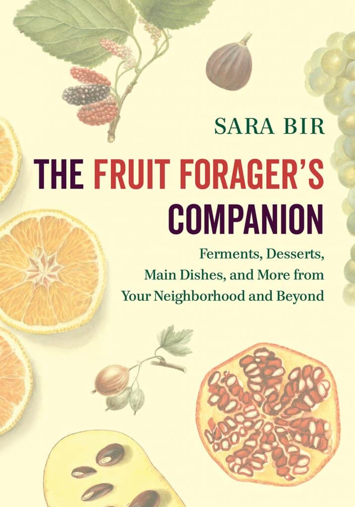 Foraging for Fruit in your Everyday Life