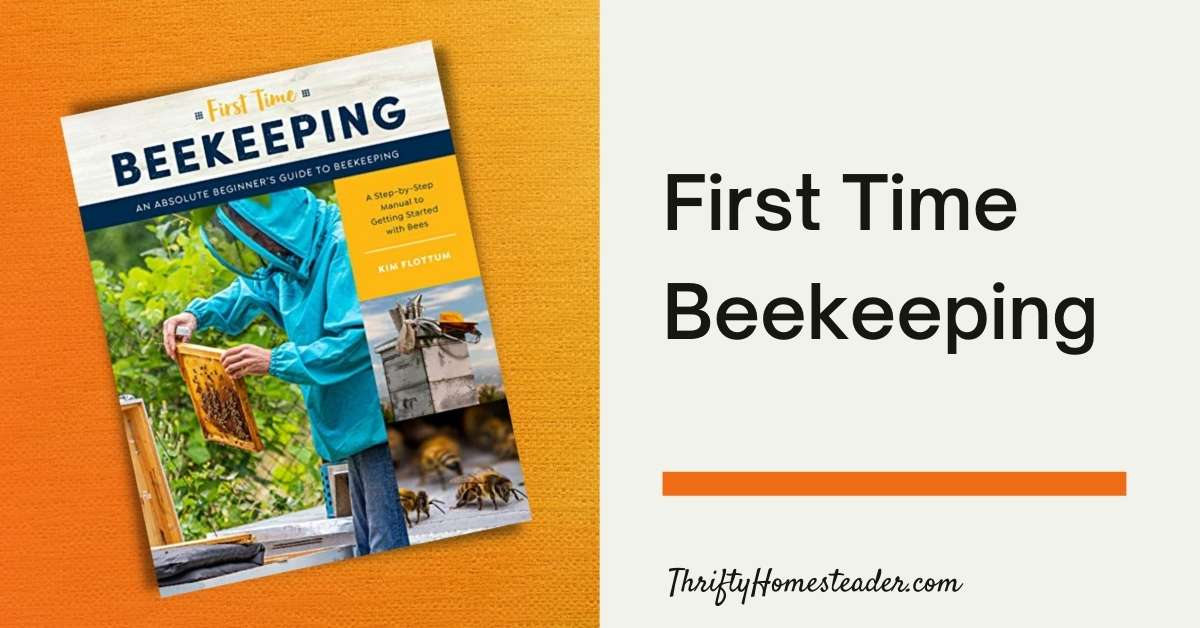 First Time Beekeeping