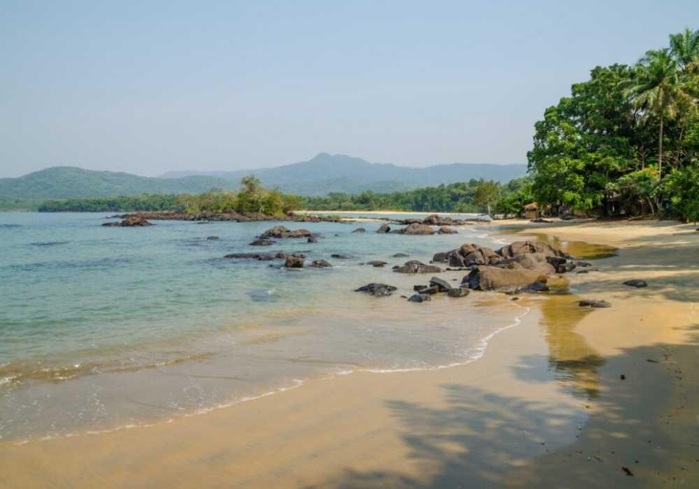 lovely beach