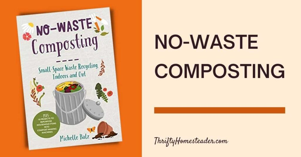 no waste composting with Michelle Balz