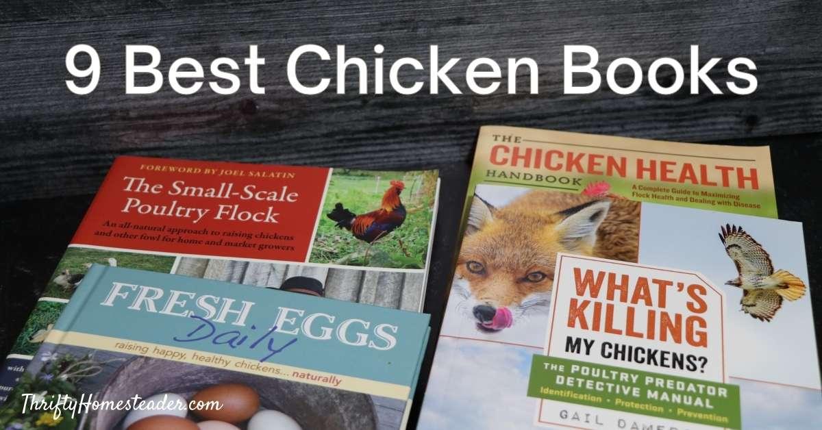 best chicken books